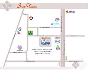 SWE map